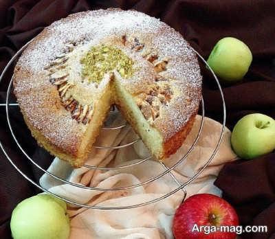 روش تهیه کیک سیب و دارچین