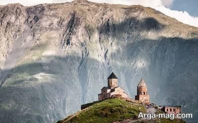 جاهای جذاب گرجستان