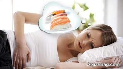 درمان مسمومیت با زنجبیل