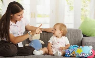 آموزش سلام به بچه ها