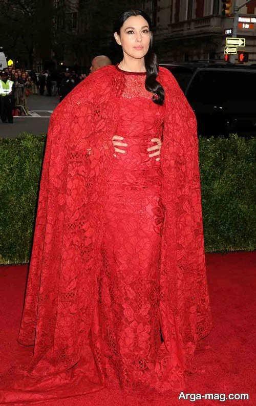 مدل لباس شب گیپور اشلی جاد