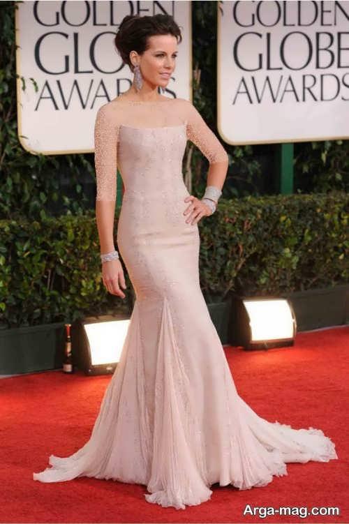 مدل لباس شب بلند کیت بکینسل