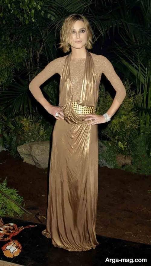 مدل لباس شب کیترا ناتلی