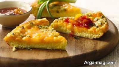 روش تهیه املت پنیری