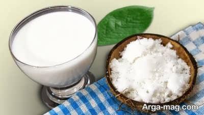 روش تهیه شیر نارگیل