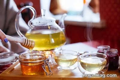 مصرف چای سبز و فواید زیاد آن