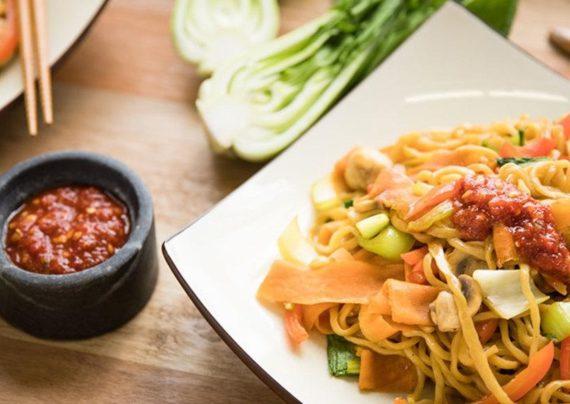 آشپزی آخر هفته با منوی ژاپنی