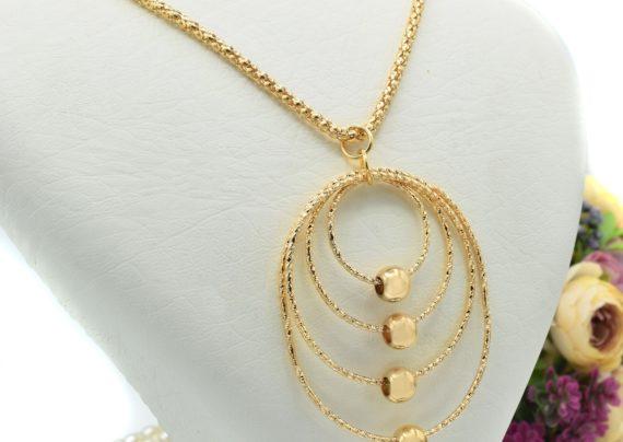 مدل گردنبند طلا بزرگ