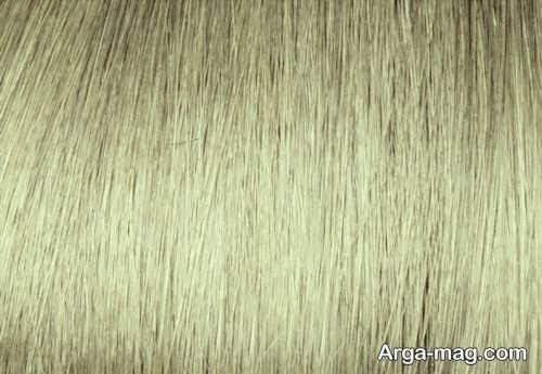 رنگ موی زیتونی روشن