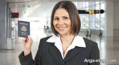 اقدامات لازم جهت گم شدن پاسپورت
