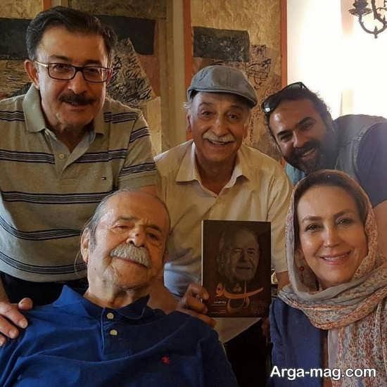 بیوگرافی محمود پاک نیت همراه با تصاویر بازیگران