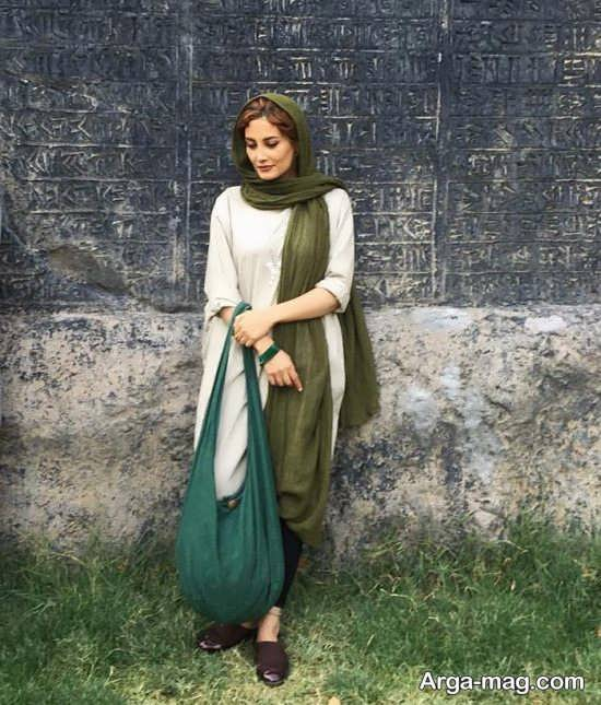 بیوگرافی مهسا مهسا باقری با عکس زیبا