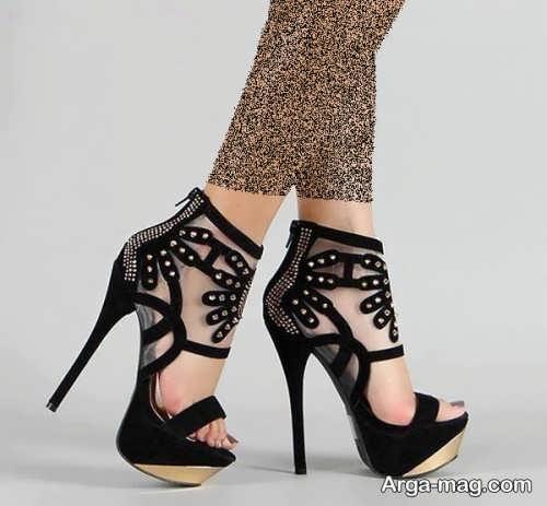 طرح کفش مجلسی