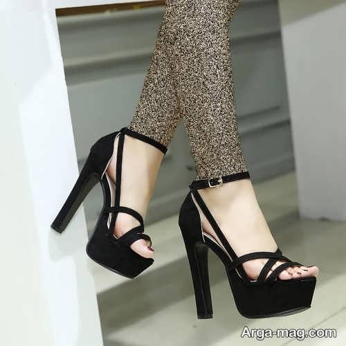 مدل کفش مجلسی و مشکی