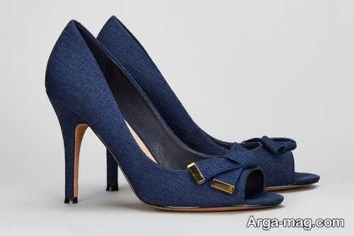 کفش پاشنه بلند و زیبا