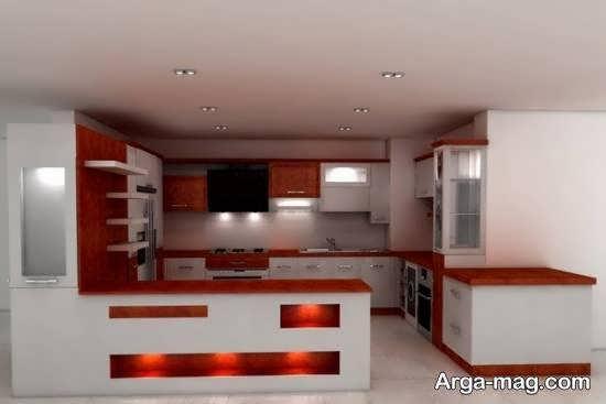 مجموعه مدل آشپزخانه زیبا و مدرن برای بانوان باسلیقه