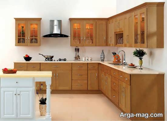 الگوهای لوکس و متفاوت آشپزخانه ایرانی