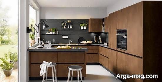 کلکسیون مدل آشپزخانه ایرانی با تنوع و جذابیت بالا