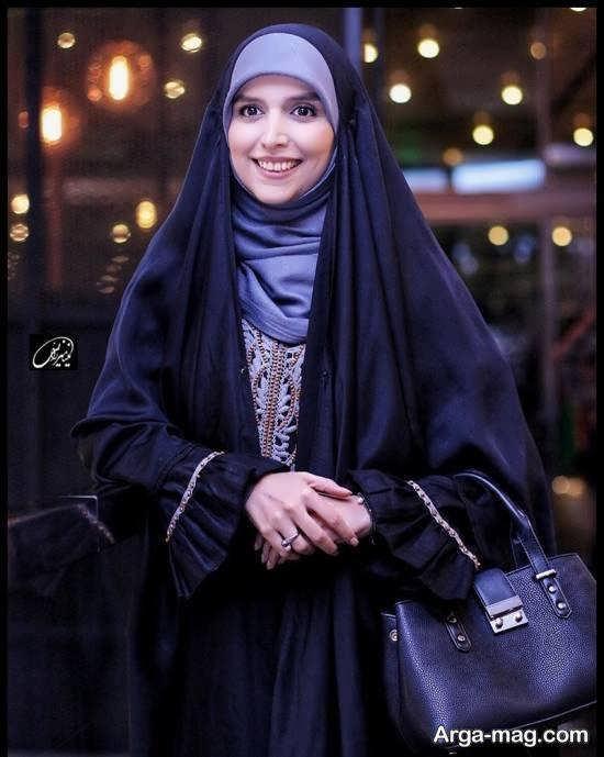 مژده لواسانی مجری محبوب در اکران خصوصی فیلم شاه کش