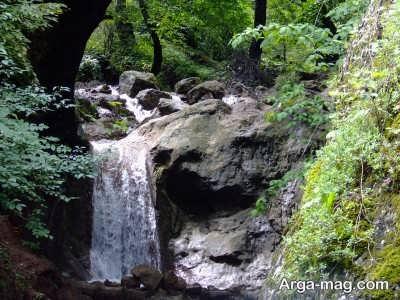 جاذبه های گردشگری در نکا