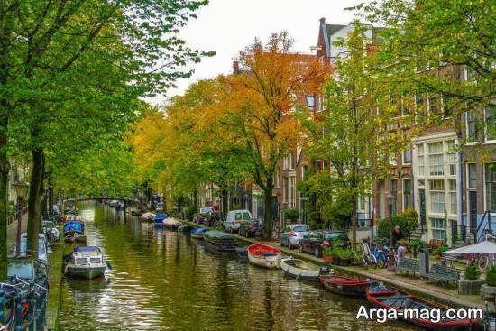کشور هلند دومین کشور صادر کننده مواد غذایی