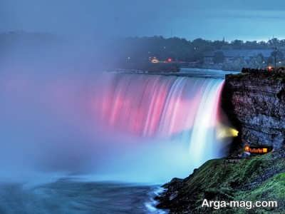 اطلاعاتی درباره آبشار نیاگارا