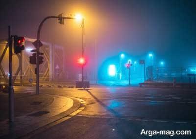 راهکارهای عکاسی در شب