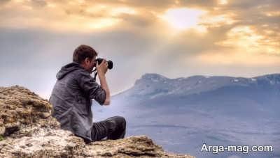 چگونگی عکاسی از فضای آزاد