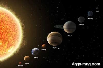 کوچکتیرین سیاره منظومه شمسی