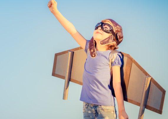 ایجاد مثبت اندیشی در کودکان