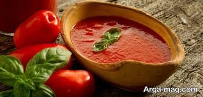 کپک زدن رب گوجه فرنگی
