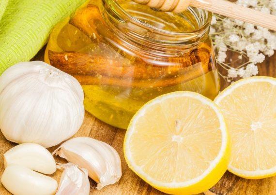 خواص سیر و لیمو بر روی سلامت بدن