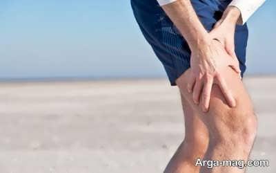 درمان گرفتگی عضلات با انبه