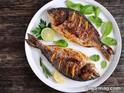 چگونگی تاثیر ماهی بر کاهش وزن