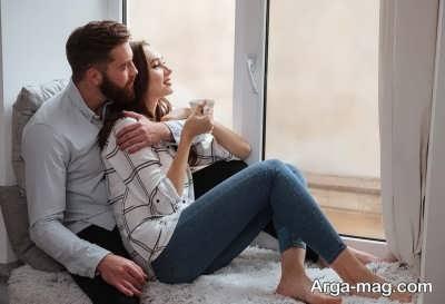 پیامک عاشقانه به همسر