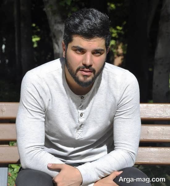 بیوگرافی سینا مهرداد فرزند سعید سهیلی