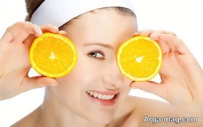 از بین بردن تیرگی پوست با لیمو