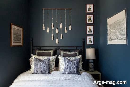 انواع چیدمان اتاق خواب کوچک زیبا و بینظیر
