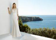 مدل لباس عروس اسپانیایی