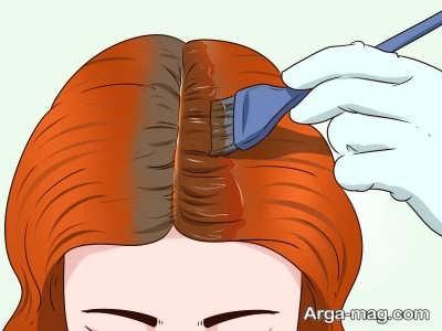 تقویت تار های نازک مو توسط ماسک نارگیل