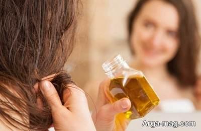 تقویت خانگی موهای نازک شده