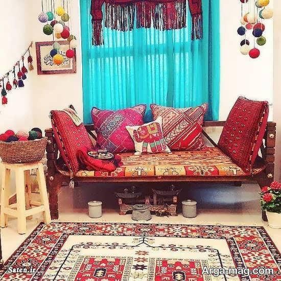 ایده های دیزاین منزل به سبک و طراحی جذاب سنتی