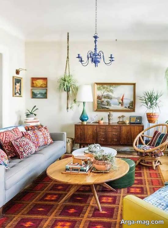 ایده هایی متنوع و زیبا از دکوراسیون داخلی خانه سنتی