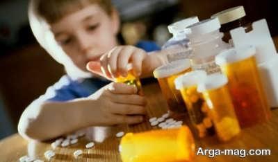 نشانه های مسمومیت دارویی