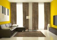 گالری دکوراسیون رنگ زرد زیبا و پر انرژی