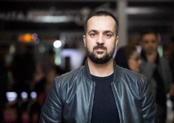 احمد مهرانفر بازیگر نقش ارسطو در پایتخت