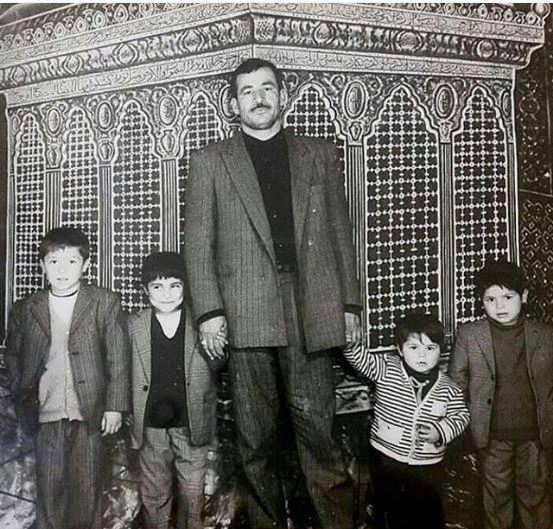 علی دایی فوتبالیست موفق و با سابقه ایرانی