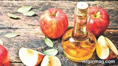 مراحل تهیه سرکه سیب