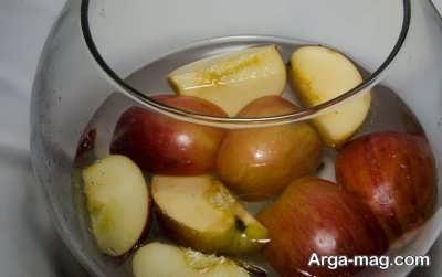 دستور تهیه سرکه سیب در خانه