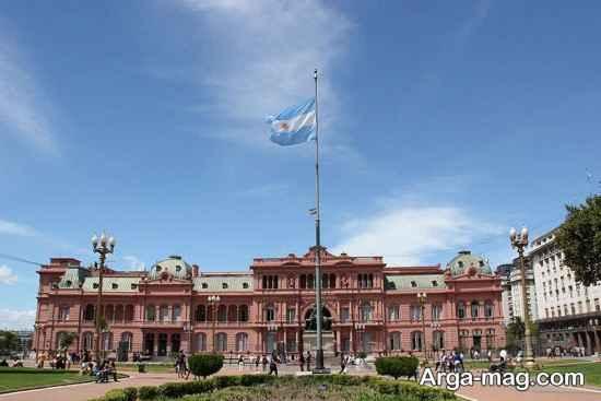 آشنایی با تاریخ آرژانتین
